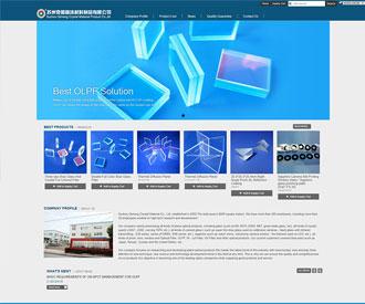 蘇州奇盟晶體材料製品有限公司
